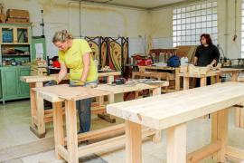 La Escola d'Arts i Oficis lleva casi  20 años sin someterse a ninguna reforma