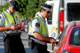 Denunciado por quintuplicar la tasa de alcohol permitida en una calle de Vila