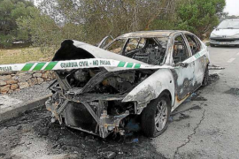 La Guardia Civil intensifica los controles en Formentera por la quema de coches