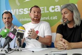 La falta de relevo tras la renuncia de Maurici Cuesta deja a Entesa d'Eivissa a la deriva