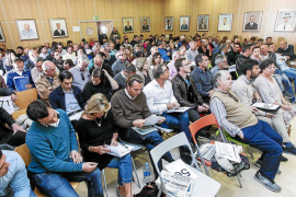 Marrero ofrece sus lotes por cantidades diez veces superiores al precio de adjudicación