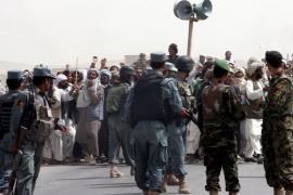 Mueren 24 milicianos en el ataque a dos bases de EEUU en Afganistán