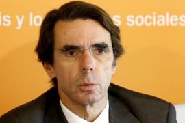 Aznar formaliza su denuncia ante la Fiscalía por revelación de datos tributarios