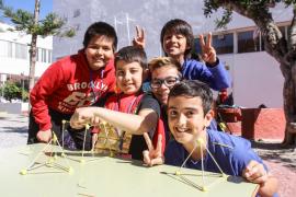 El CEIP Puig d'en Valls organiza un 'Torneig' para Sant Jordi