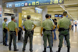 Piden 7 años de cárcel para un joven que perdió una maleta con drogas en es Codolar