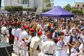 Sant Jordi celebra su día grande