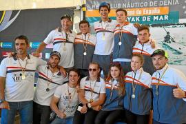 Cinco oros para el Club Nàutic Sant Antoni
