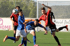 El Formentera se deja la liga en Sant Rafel
