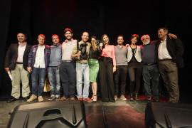 La TEF recibe la Menció Producció Cultural Sant Jordi por parte del Institut d'Estudis Eivissencs