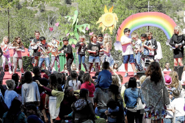 Jornada primaveral en el CEIP Sant Carles