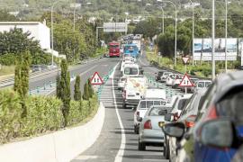 Vicent Marí acusa del bloqueo de la carretera al presidente del Consell por «no saber gobernar»