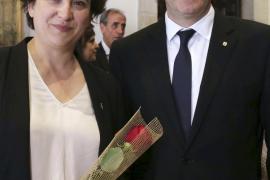 Ada Colau aplaza el pleno de los presupuestos al no tener apoyos suficientes