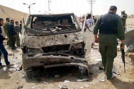 Un coche bomba deja al menos 15 muertos y 80 heridos en Damasco