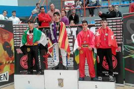 Hugo Torres, campeón nacional por cuarto año consecutivo