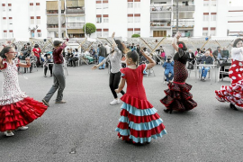 Muchas ganas de Feria de Abril en Puig d'en Valls