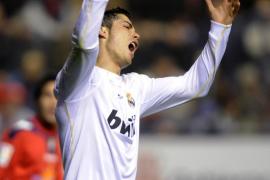 El Madrid se queda en blanco