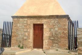 Un nuevo cerramiento protegerá el baluarte de Sant Joan de las pintadas