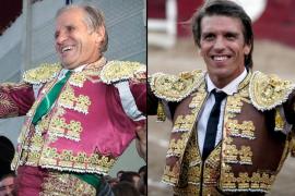 Manuel Benítez y Manuel Díaz