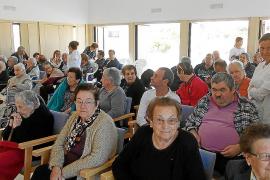 El Centro de Día de Formentera inicia las celebraciones de su quinto aniversario