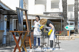 Todo listo en Formentera para una temporada que se prevé excelente