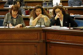 Fina Santiago asegura que el Consell tendrá suficientes recursos para Sa Serra y Can Blai