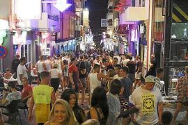 Sant Antoni hará especial hincapié en las zonas de ocio en su mapa de ruido