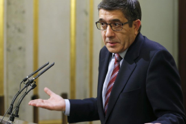 Patxi López afirma que la falta de acuerdo genera «frustración»