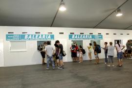 Una docena de empresas opta a redactar el proyecto de la estación marítima de es Botafoc