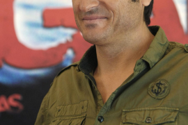 CARMELO GOMEZ, ACTOR DE CINE