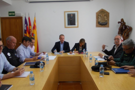 Detenido un hombre como posible autor de los incendios en vehículos de Formentera