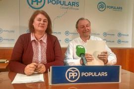 El PP exigirá a Torres que aclare qué modelo territorial pretende para Eivissa