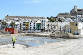 Arranca la cimentación del nuevo edificio de es Martell