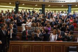 Sánchez garantiza que no pactará con el PP tras las elecciones de junio