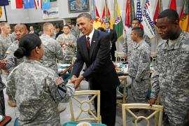 Obama se niega a «cantar victoria» tras el fin de la guerra de Irak