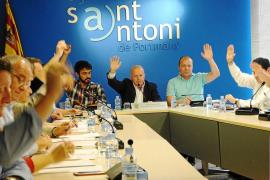 Sant Antoni aprueba inicialmente la prohibición del consumo de bebidas en la calle