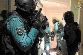 Detenido en Eivissa un miembro de una «relevante» banda de narcos cazados con 179 kilos de cocaína