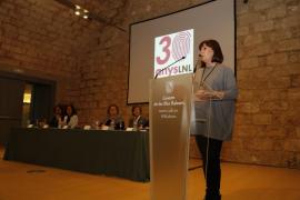 Armengol: «La Ley de normalización lingüística representa un modelo de consenso del que hay que tomar nota»