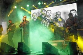 Santa Eulària vibró con la música de su 'Rock in Riu'