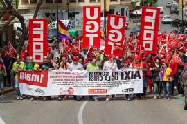 Los sindicatos reivindican la derogación de las reformas laborales