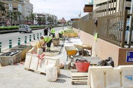 Vila invierte 1,1 millones en mejorar el asfaltado de 21 calles de la ciudad