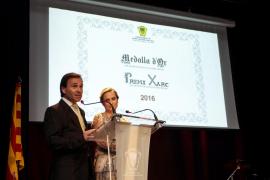 Medalla de oro y premios Xarc de Santa Eulària