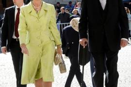 Los reyes Juan Carlos y Sofía, de nuevo juntos para el 70 cumpleaños del monarca sueco