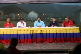 Maduro anuncia un aumento del salario mínimo del 30 por ciento