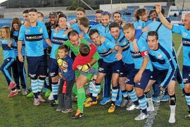 El Ciudad de Ibiza se proclama campeón