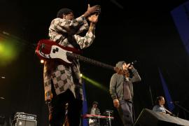 Las Dalias Opening Festival con Bebe y Macaco