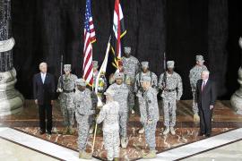 Joseph Biden inaugura una nueva etapa en la presencia de EEUU en Irak