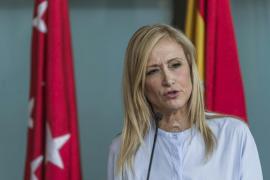 Cifuentes se descarta como sucesora de Rajoy: «Ni se me pasa por la imaginación»