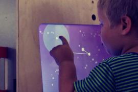 'Encaixos' juega con geometría y tecnología en CaixaFòrum