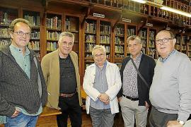 Presentación de la edición de los premios Ciutat de Palma 2015 de novela y poesía