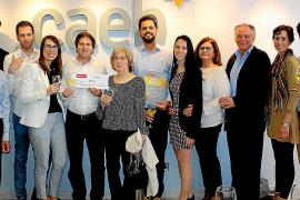 Premios CAEB-Santander